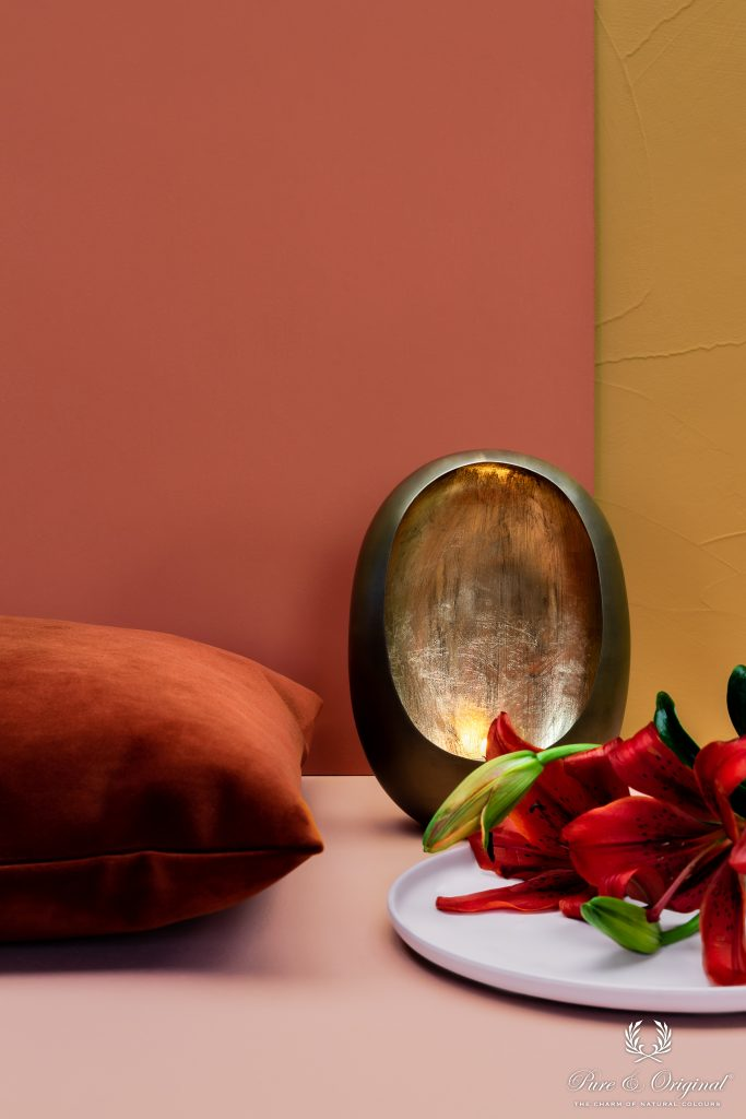 Red wall: Licetto Coral